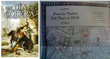 Un día de cólera, de Arturo Pérez-Reverte.