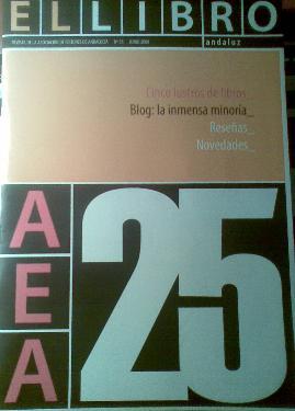 El Libro Andaluz, revista de la AEA