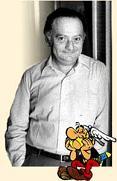 Aniversario de la muerte de René Goscinny
