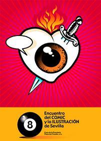 8º Encuentro del Cómic y la Ilustración de Sevilla