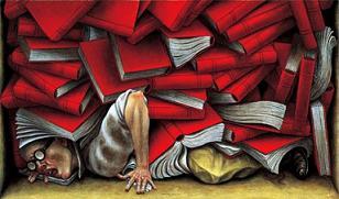 Más libros, más libres... ¡pero dentro de un orden, por favor!