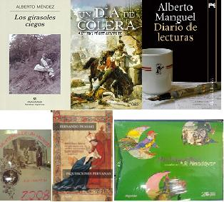 Escaparate (3): últimos libros aparecidos en este blog.