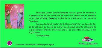 El País Inquieto, de Francisco Javier García.