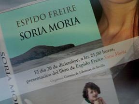 Presentación de Soria Moria, de Espido Freire