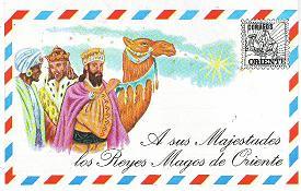 A vuelta de Navidades y anécdota de Reyes Magos.