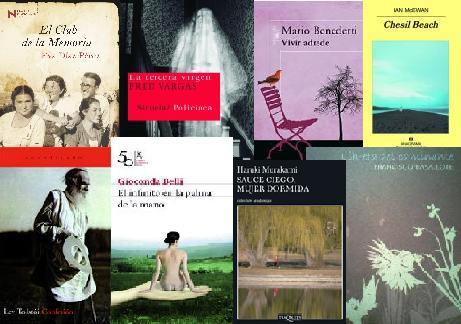 Escaparate (6): últimos libros aparecidos en este blog.