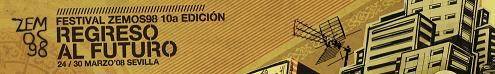 ZEMOS98 10a edición - Regreso al Futuro