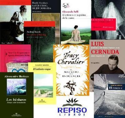 Escaparate (7): últimos libros aparecidos en este blog.