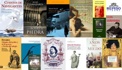 Escaparate (9): últimos libros aparecidos en este blog.